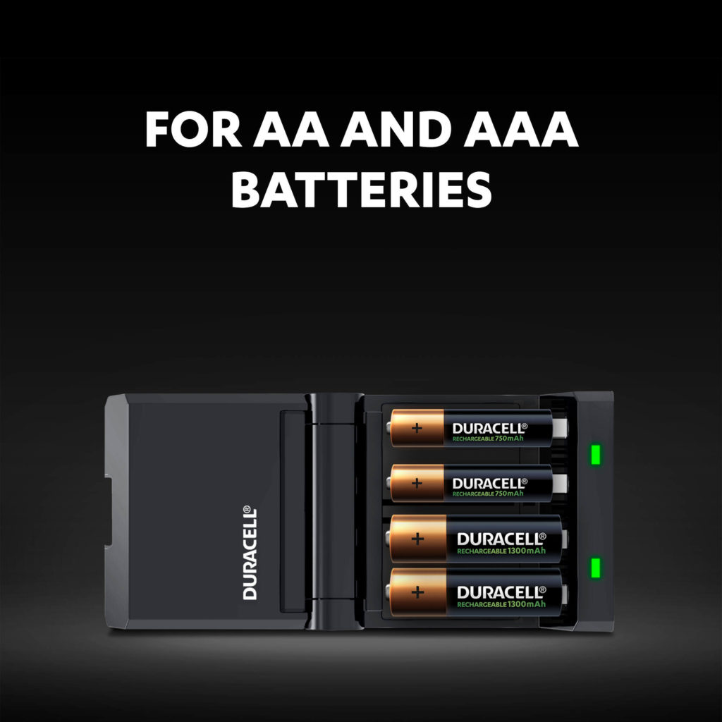 Duracell 45 Minutes Battery Charger Duracell Ar